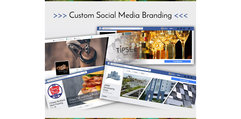 Custom Social Media Branding Picture Thumbnail