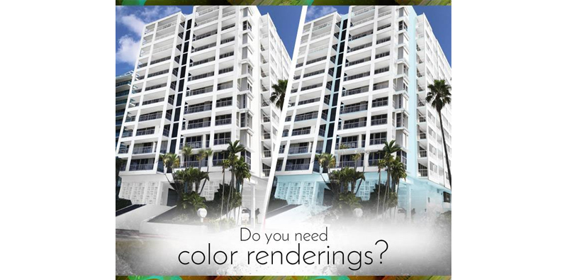 Do you need color renderings? Picture Thumbnail