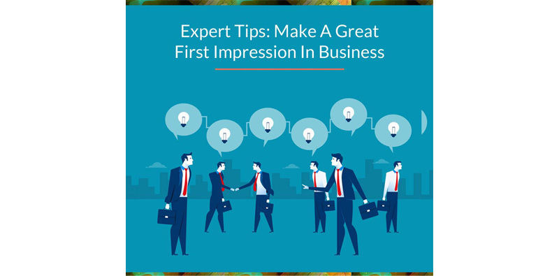 Expert Tips On How To Make A Great First Impression In Business Picture Thumbnail