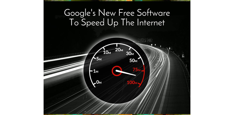 Google's New Free Software To Speed Up The Internet Picture Thumbnail