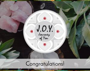 Congratulations to J.O.Y. Picture Thumbnail