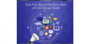 Give Your Brand that Extra Kick with GD Design Studio Picture Thumbnail