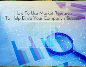 How To Use Market Research To Help Drive Your Company's Success Picture Thumbnail
