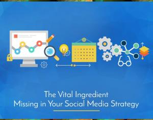 The Vital Ingredient Missing in Your Social Media Strategy  Picture Thumbnail