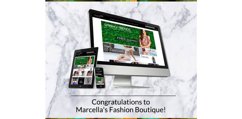 Congratulations to Marcella's Fashion Boutique Picture Thumbnail