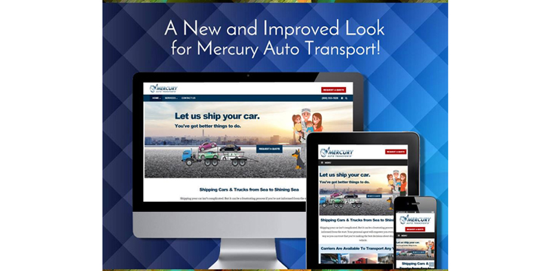 A New and improved Look for Mercury Auto Transport! Picture Thumbnail