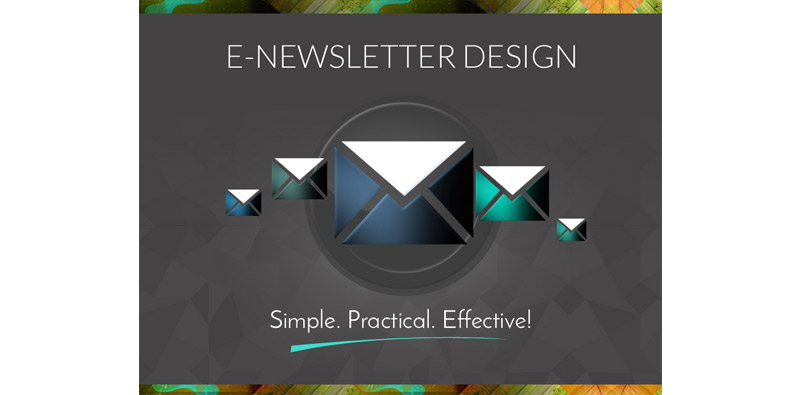 Fort Lauderdale E-Newsletter Design Services Picture Thumbnail