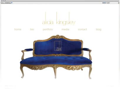 Alicia Kingsley Portfolio