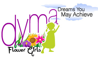 Dyma You May Achieve Flower Girls Portfolio