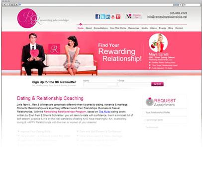 Rewarding Relationships Portfolio