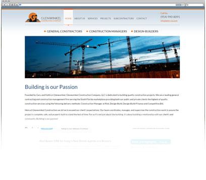 Glenewinkel Construction Portfolio