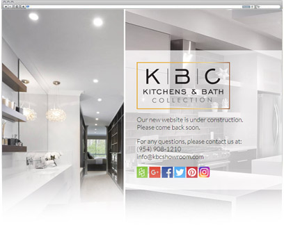 Kitchen & Bath Collection Coming Soon Portfolio