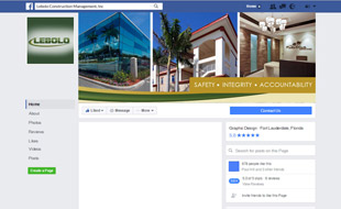 Facebook Cover Design - Lebolo Portfolio
