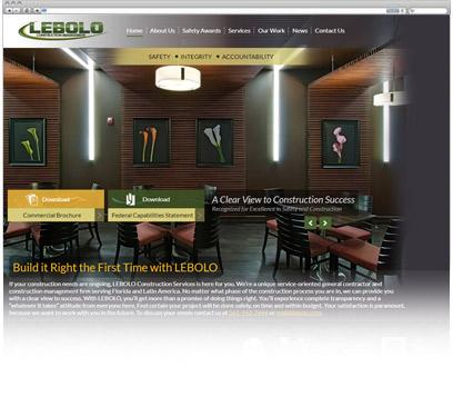 Lebolo Construction Management Portfolio