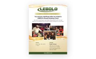 Lebolo Flyer Design Portfolio
