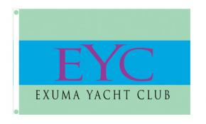 Flag Design - Exuma Yacht Club Portfolio
