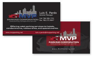 MVP Valet Parking Portfolio