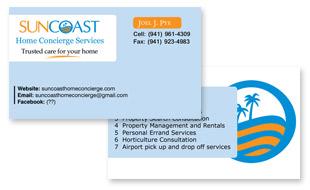 Suncoast Home Concierge Portfolio