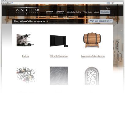 Wine Cellar International Portfolio