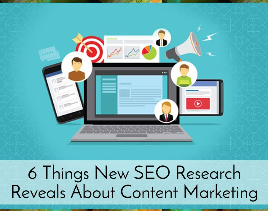 6 Things New SEO Research Reveals About Content Marketing Picture Thumbnail