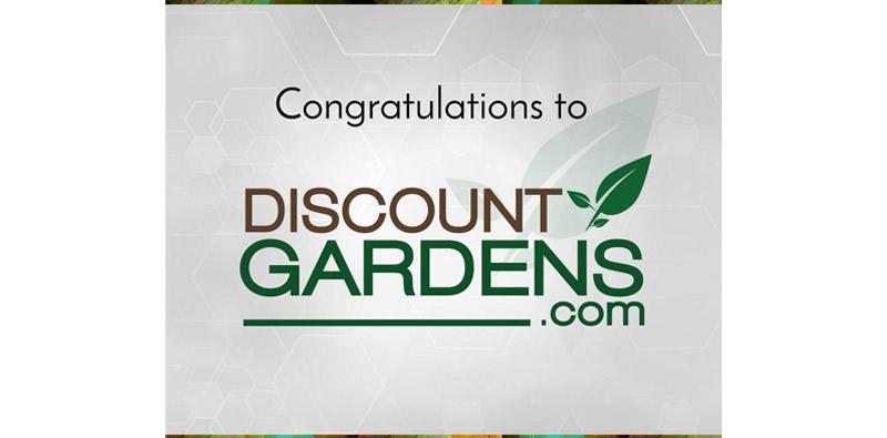 Congratulations to Discount Gardens Logo Design Picture Thumbnail