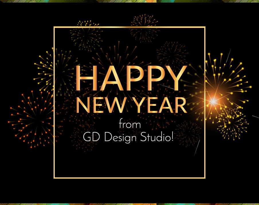 Happy New Year 2018 from GD Design Studio! Picture Thumbnail