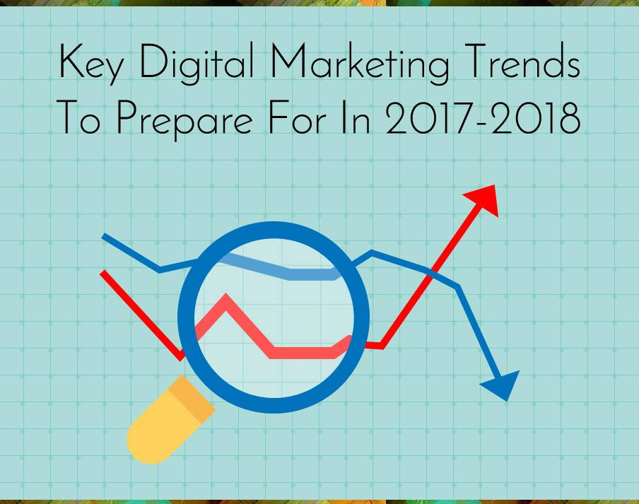 Key DigitalMarketing Trends To Prepare For In 2017-2018 Picture Thumbnail