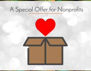 A Special Offer for Nonprofits Picture Thumbnail