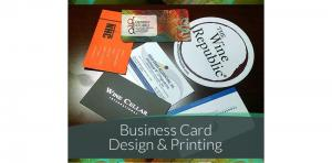 Business Card Design & Printing Picture Thumbnail