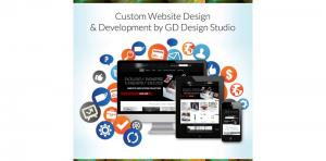 Custom Website Design & Development by GD Design Studio Picture Thumbnail