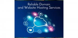 Reliable Domain and Website Hosting Services Picture Thumbnail