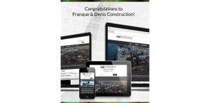 Congratulations to Franque & Denis Construction Picture Thumbnail