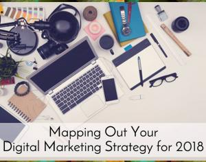 Mapping Out Your Digital Marketing Strategy for 2018 Picture Thumbnail
