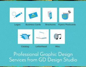 Professional Graphic Design Services from GD Design Studio Picture Thumbnail