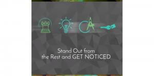 stand out from the rest and GET NOTICED Picture Thumbnail