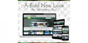 Announcing a bold new look for Ventronix, Inc! Picture Thumbnail