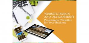 Website Design and Development Picture Thumbnail