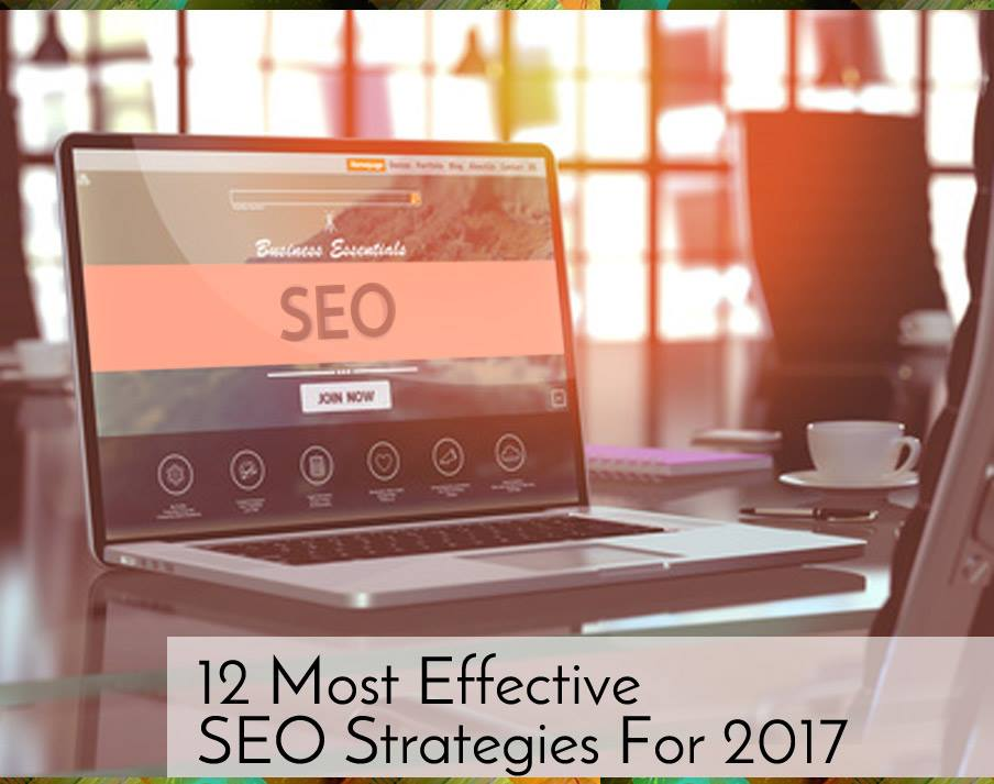 12 Most Effective SEO Strategies For 2017 Picture Thumbnail