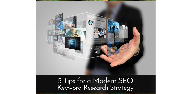 5 Tips for a Modern SEO Keyword Research Strategy Picture Thumbnail