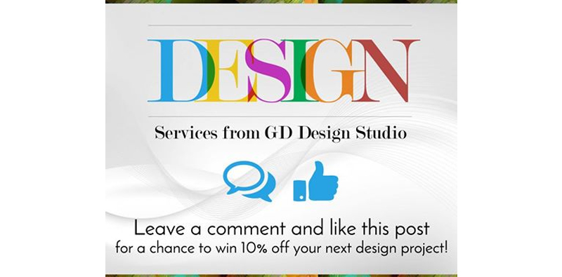 Special Offer From GD Design Studio!  Picture Thumbnail
