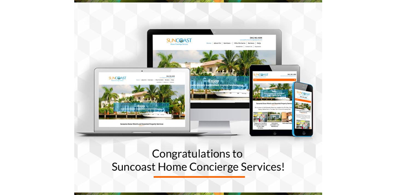 Congratulations to  Suncoast Home Concierge Services Picture Thumbnail