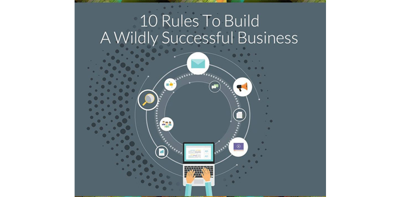 10 Rules To Build A Wildly Successful Business Picture Thumbnail