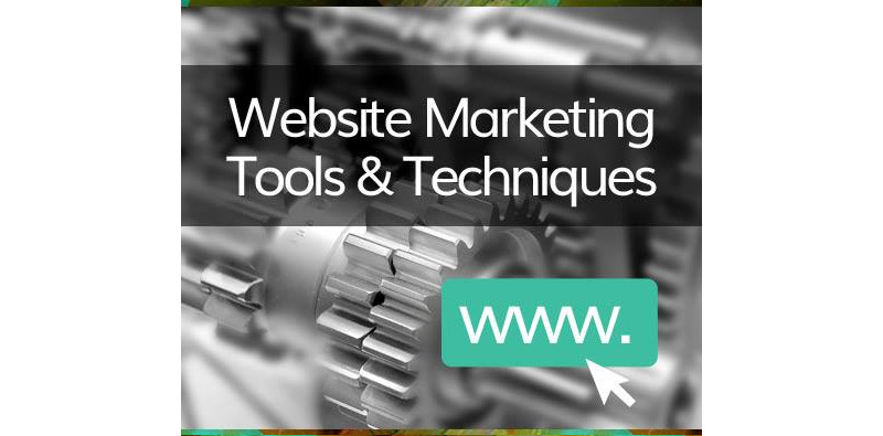 Website Marketing Tools and Techniques Picture Thumbnail