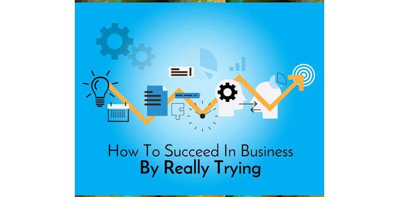 How To Succeed In Business By Really Trying Picture Thumbnail