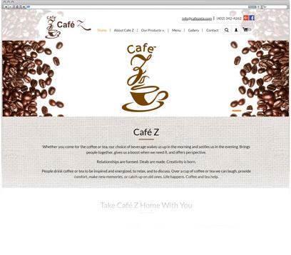 Café Z Portfolio