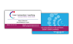 Core Connection Coaching Portfolio