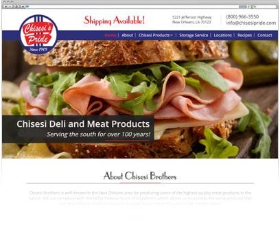 Chisesi Brothers Meat Packing Co Portfolio