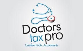Doctors Tax Pro Branding Packages Design Portfolio