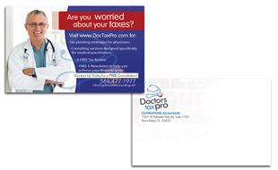 Doctors Tox Pro: Accounting Firm Portfolio