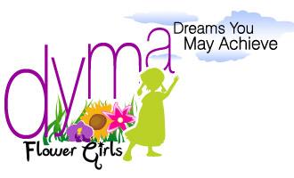 Dyma You May Achieve Flower Girls Portfolio